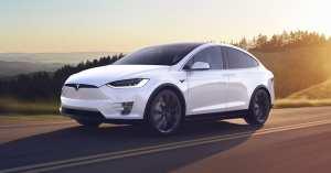 model-x-Tesla SUV électriques