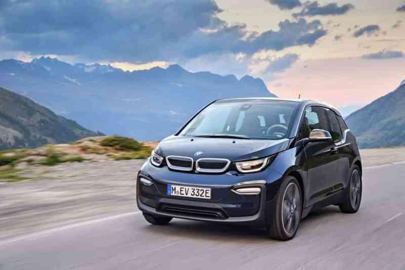 meilleurs voitures électriques allemandes