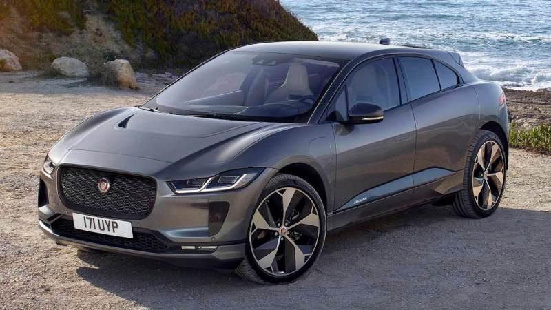 Jaguar i-Pace luxe