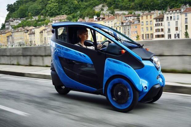 voiture électrique grenoble