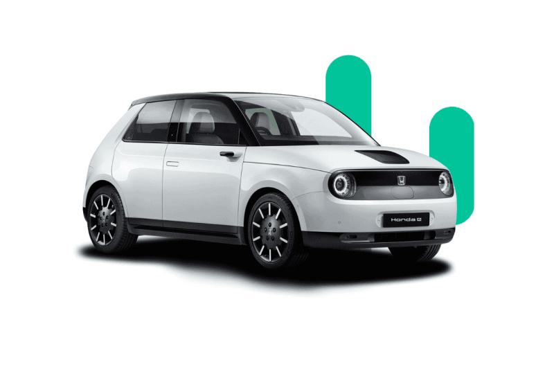 Honda e voiture électrique