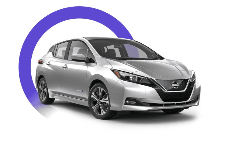 prix voiture électrique - nissan leaf