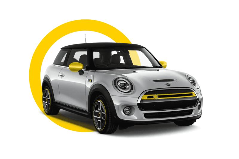 prix voiture électrique - Mini Cooper SE