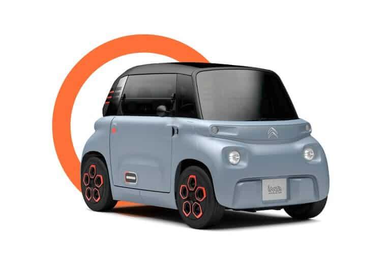 première voiture électrique