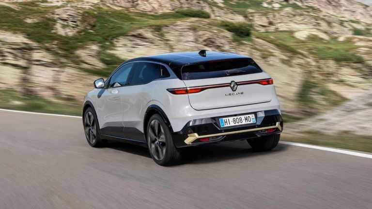 Renault Megane électrique