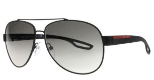 Prada SPS 55Q Aviator sunglasses