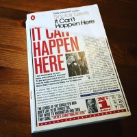 Book review: It Can't Happen Here - Sinclair Lewis