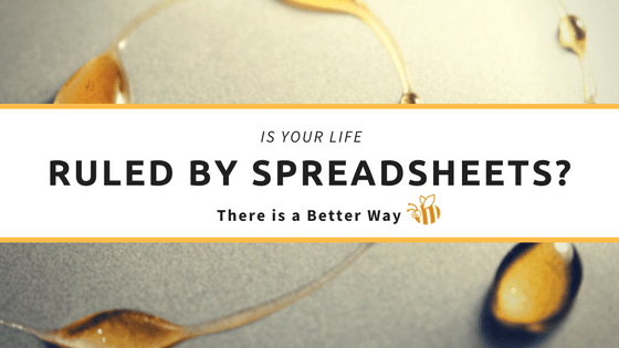 Is your life ruled by spreadsheets?