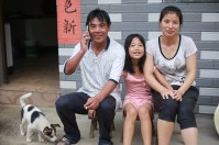 A local family