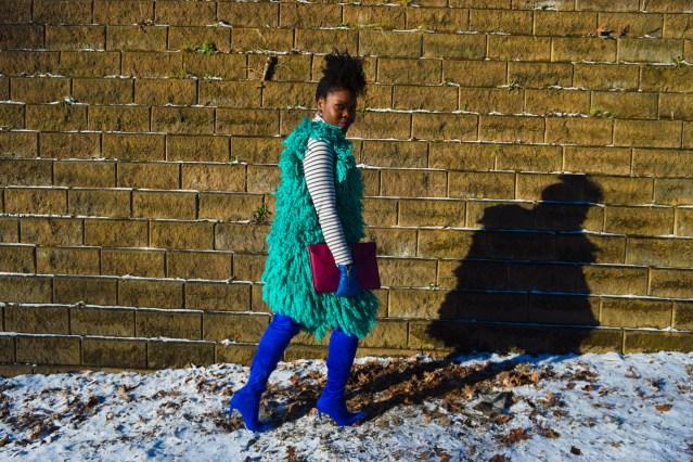 NYFW FW16 Day 1 Part 1 | Jay Godfrey | My Knitwear