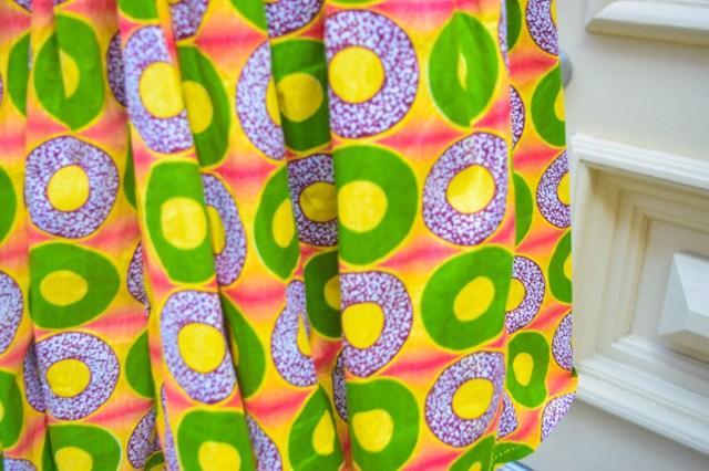 Befitting Style Oyinkan Wearing Ankara Print Skirt With Crop Top 26
