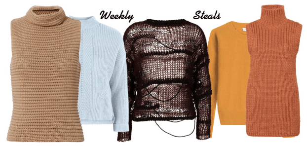 Weekly Steals | 52 Sweaters Under $70 For Every Girl