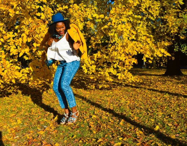 befitting-style-oyinkan-wearing-yellow-leather-jacket-blue-pants-10