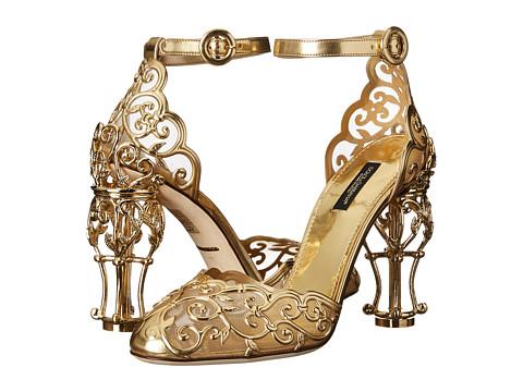 The Patent Leather Mesh Heel That Screams Royalty | Befitting Picks