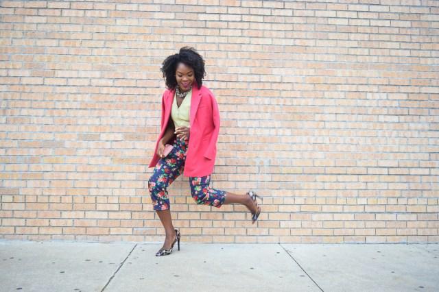 befitting-style-oyinkan-wearing-pink-blazer-floral-pants-3