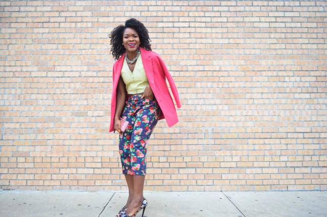 befitting-style-oyinkan-wearing-pink-blazer-floral-pants-5