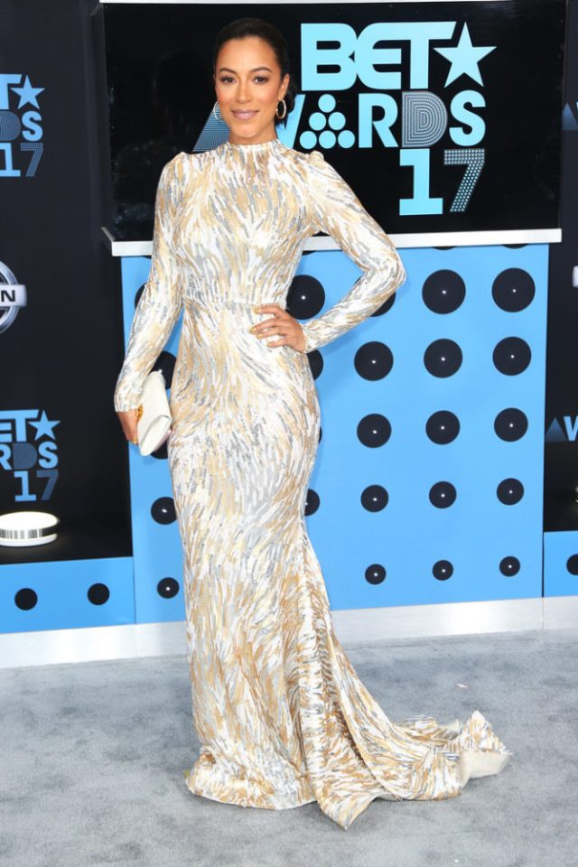 Angela Rye BET Awards 2017