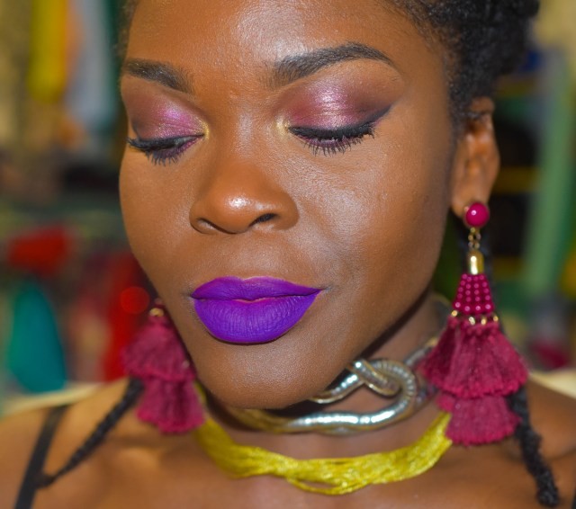 Had To Try Maybelline x Shayla + Fit Me Foundation & Powder - Befitting Style