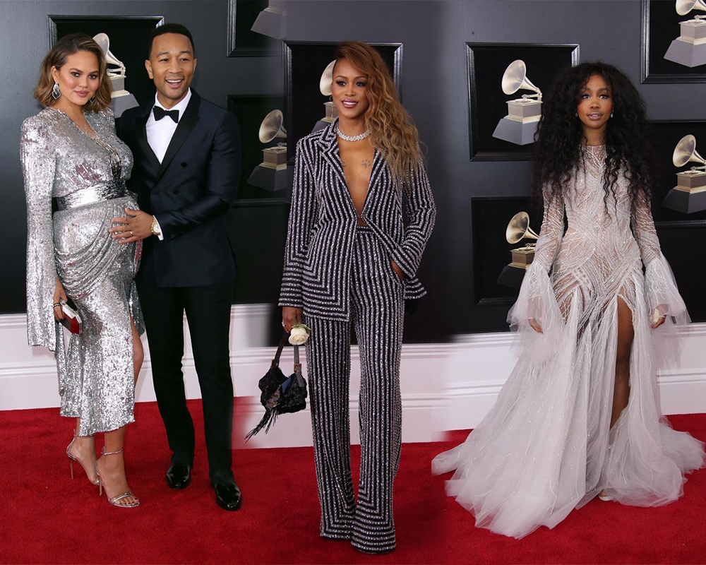 Grammys 2018 Best Dressed Cover - Befitting Style