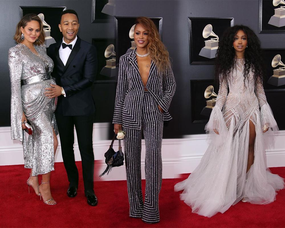 Grammy Awards 2018 Best Dressed