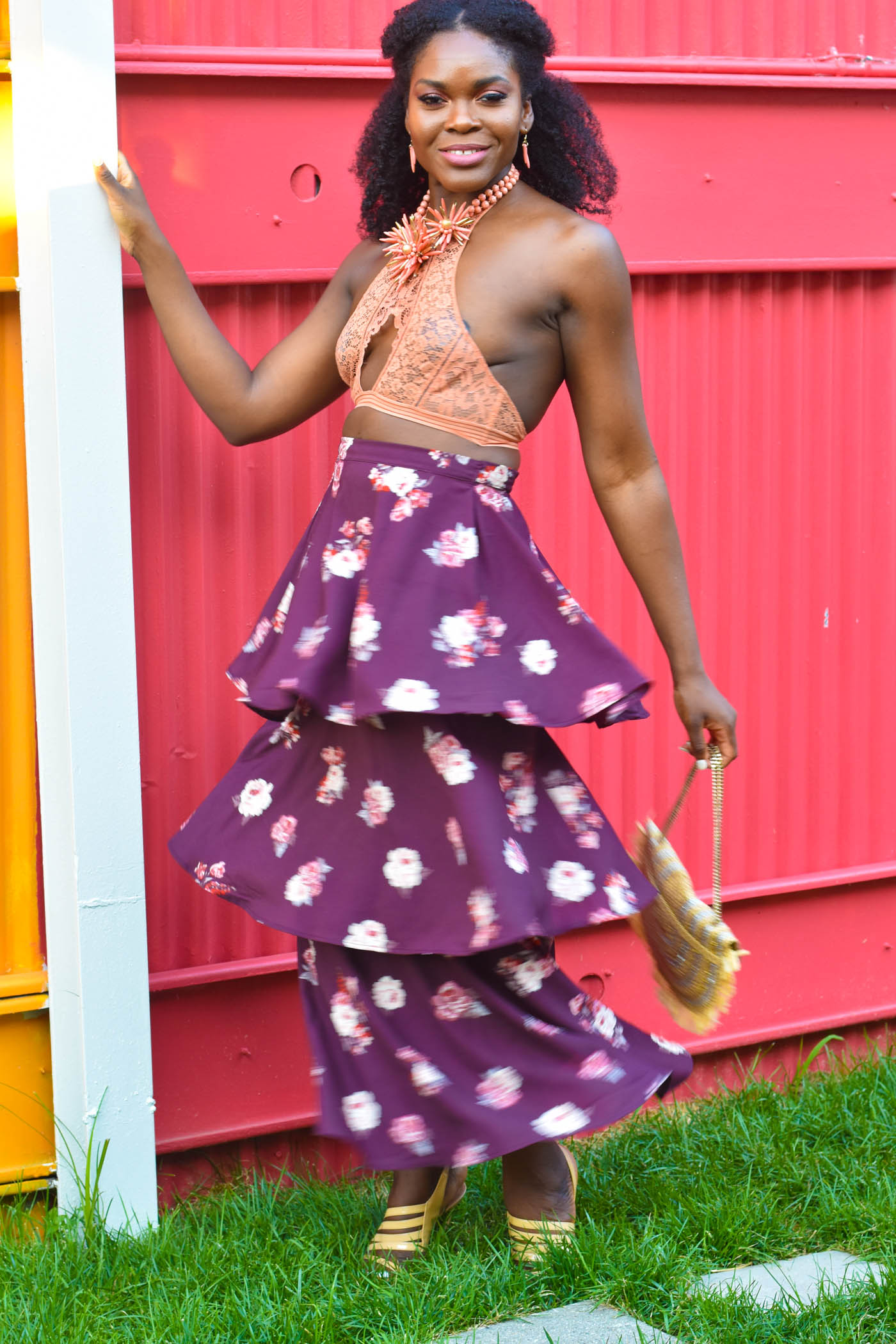 ad5184f9fc Crop Tops To Go With Maxi Skirts