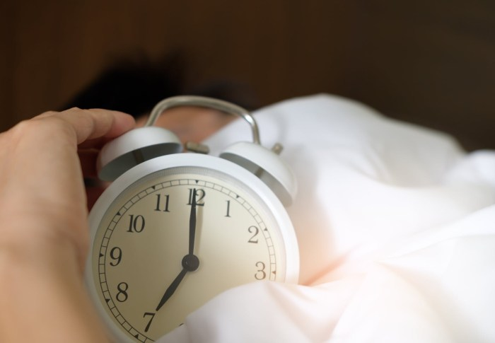 Who Else Wants to Break the Snooze Button Habit?