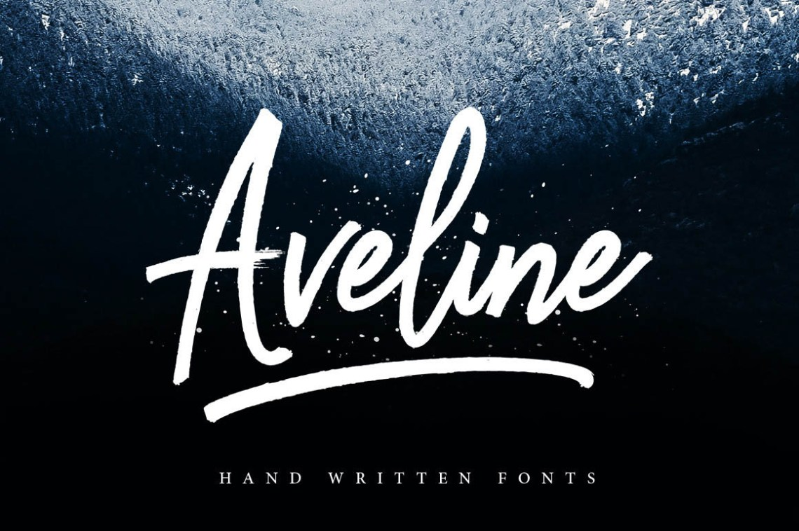 Download Aveline Script Font - Befonts.com