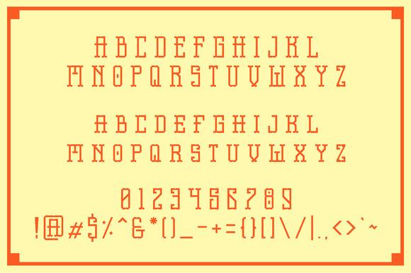 Bollo Typeface