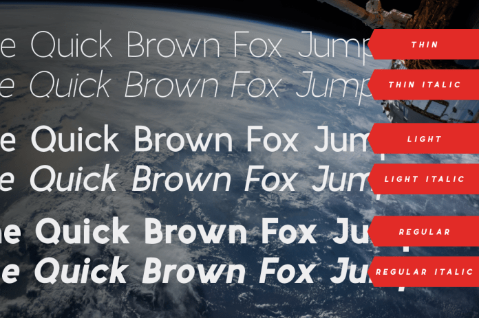 Airfly Typeface