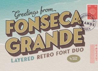 Fonseca Grande Font Duo
