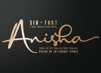 Anisha Font Duo