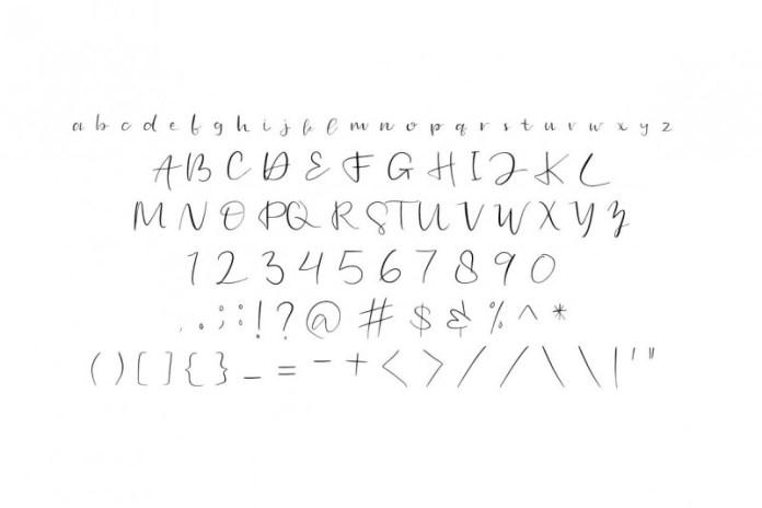 Jonesly Font