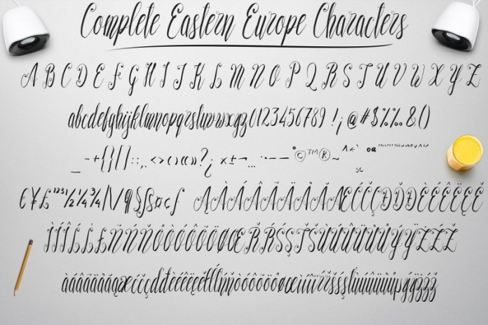 Sweeter than Candy Font