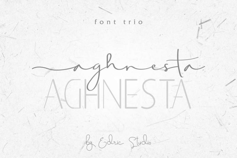 Aghnesta Font Trio