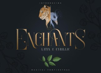 Enchants - Magical Font