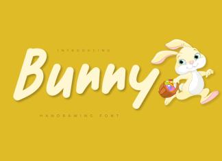 Bunny Display Font