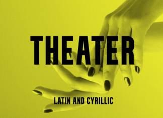 Theater Sans Serif Font