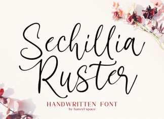 Southgirl Handwritten Font