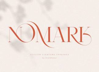 Nomark Serif Font