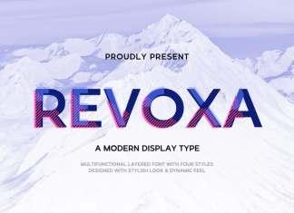 Revoxa Font