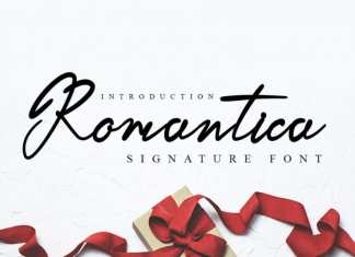 Romantica Script Font