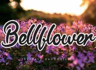 Bellflower Handwritten Font