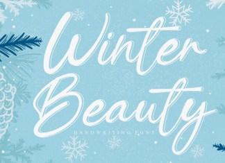 Winter Beauty Script Font