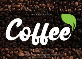 Coffee Script Font