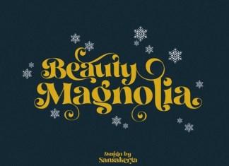 Beauty Magnolia