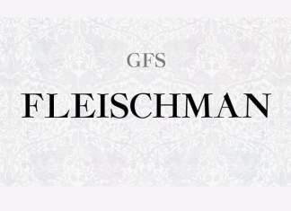 GFS Fleischman Serif Font