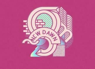 New Dawn Sans Serif Font