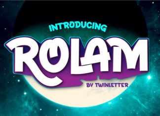 Rolam Display Font