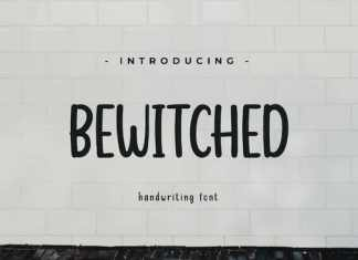 Bewitched Script Font