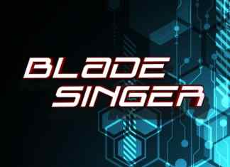 Blade Singer Display Font